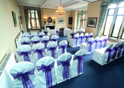 Highgate House Drawing Room Ceremony